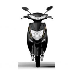 Hongdu Hurricane Black 1500W Electric Bike