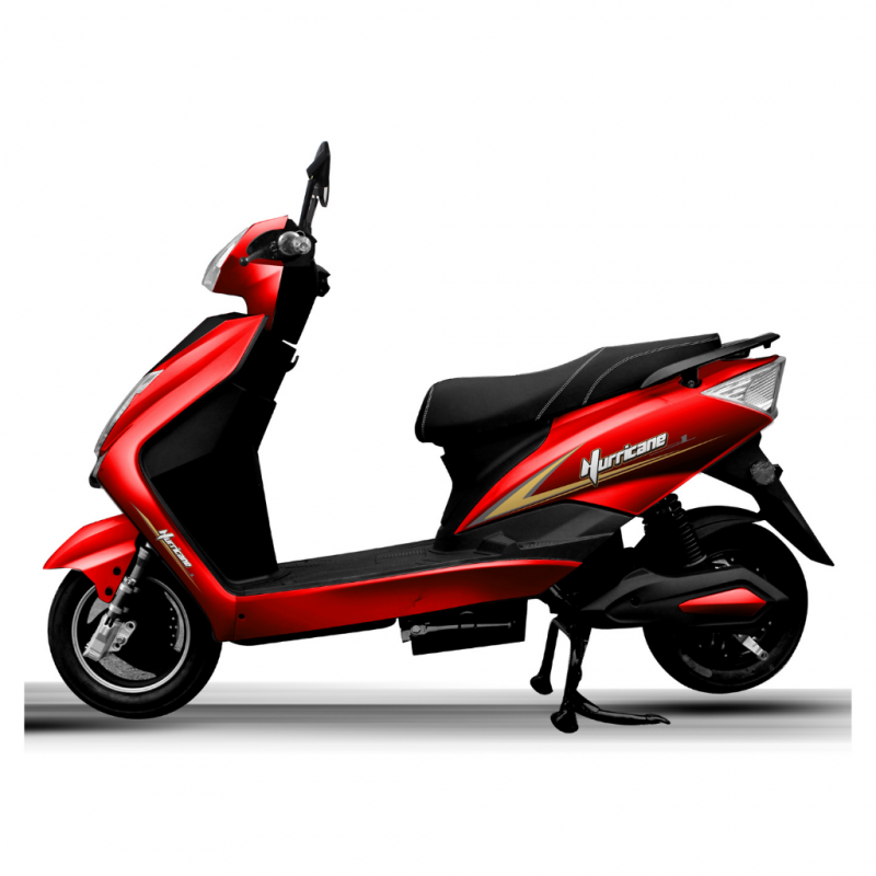 Hongdu Hurricane Red 1500W Electric Bike