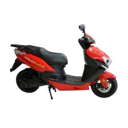 Rockford TMEC 514 2000W Red Electric Bike