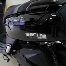 Sachs QBIX Black 125cc Scooter