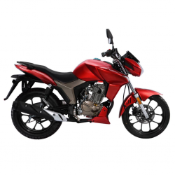 Zontes ZT125-F 125cc Red Motorbike