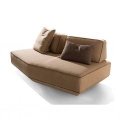 Hana Armless 3 Seater Ref KD-18031