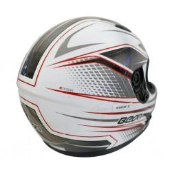 Beon G308 White Helmet