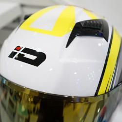 Index Spider White Helmet