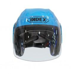 Index Titan Kids Blue Helmet