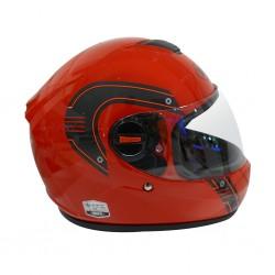 Index Rookie Red Kids Helmet
