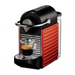 Nespresso Pixie C60 Red Coffee Machine