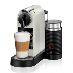 Nespresso Citiz Aero D122 White Coffee Machine