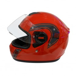 Index Rookie Red Kids Helmet
