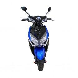Speedway A8 Black/Blue Electric Bike