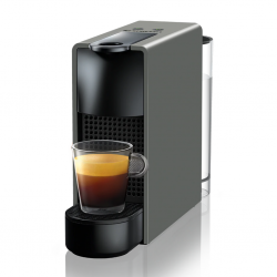 Nespresso Mini Essenza C30 Grey Coffee Machine