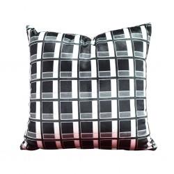 Facade Accent Cushion Grey