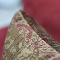 Antica Accent Cushion Toffe