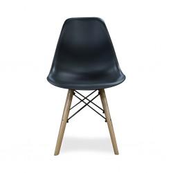 Grace Chair Black PP Seat