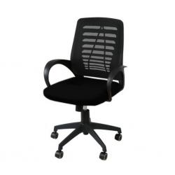Medium Back Chair WA98 Fabric