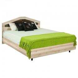 Chesham Bed 150x190 cm Maple MDF