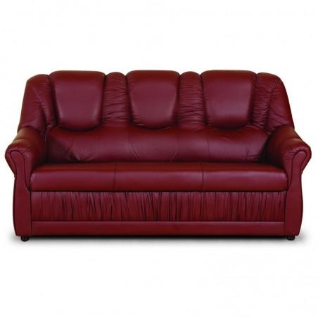 Primera Sofa 3+2+1 PVC Burgundy