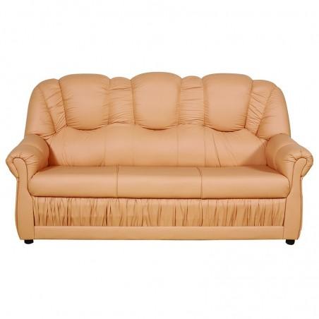 Primera Sofa 3+2+1 PVC Light Camel