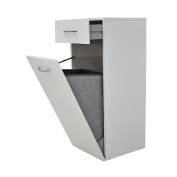 Bloom Laundry Cupboard With 1 Box