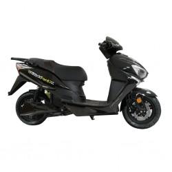 Rockford TMEC 514 2000 Watts (2Kw) Electric Motorcycle Black Bike