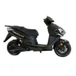 Rockford TMEC 514 2000W Black Electric Bike