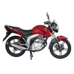 Suzuki GSX125 125cc Red Motorcycle