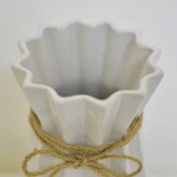 Vase Ceramic 13x13x23cm