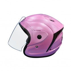 Index Titan Kids Pink Helmet