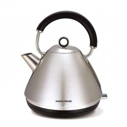 Morphy Richards 102022EE 1.5L S/Steel Pyramid Kettle