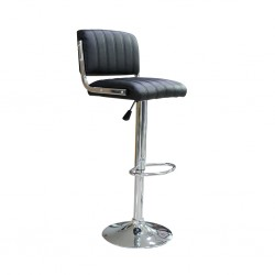 Spine Barstool Black