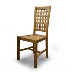 Aston Dining Chair In Teak
