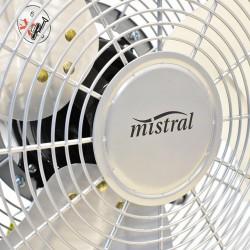 """Mistral MFF1845 18"""" Metal Floor Fan 3YW on Motor"""