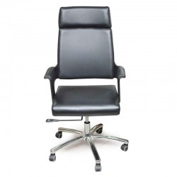 Stanford Unica Office Chair Black PU