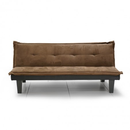 Independiente Sofa Bed Brown Fabric