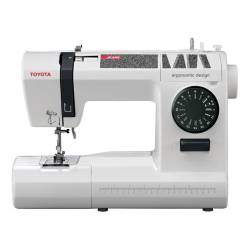 Toyota JNS-17CT 17 Stitch Jeans Model Sewing