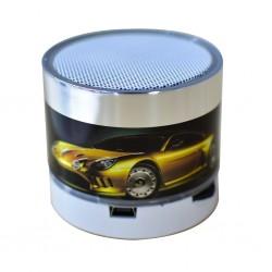 Mini Bluetooth Speaker with Light 50CM