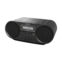 Sony ZS-RS60BT CD Boombox With Bluetooth