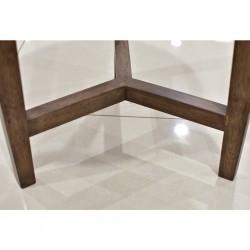 Zeno Side Table MDF Veneer Top