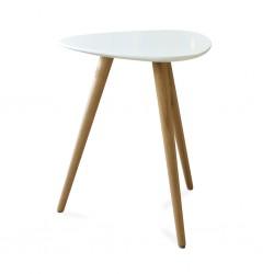 Porto Side Table MDF White