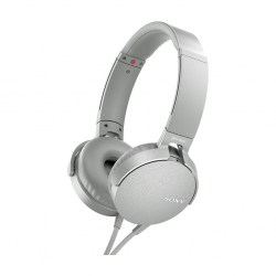Sony MDR-XB550AP/WC Silver
