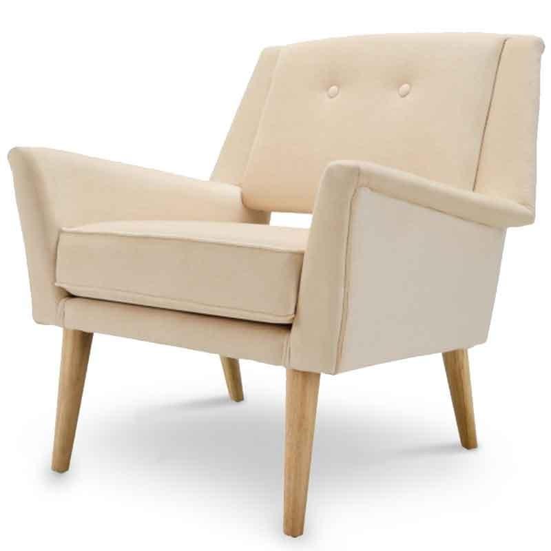 Izagi Arm Chair Dark Grey Velvet