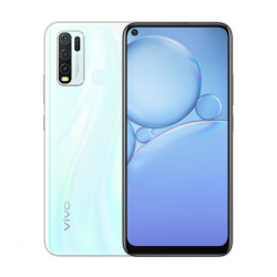 Vivo Y30s Moonstone White