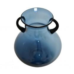 Vase Glass Height 24 cm