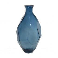 Vase Glass Height 59 cm