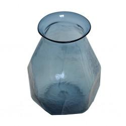 Vase Glass Height 34 cm
