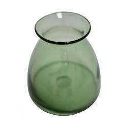 Vase Glass Height 20 cm