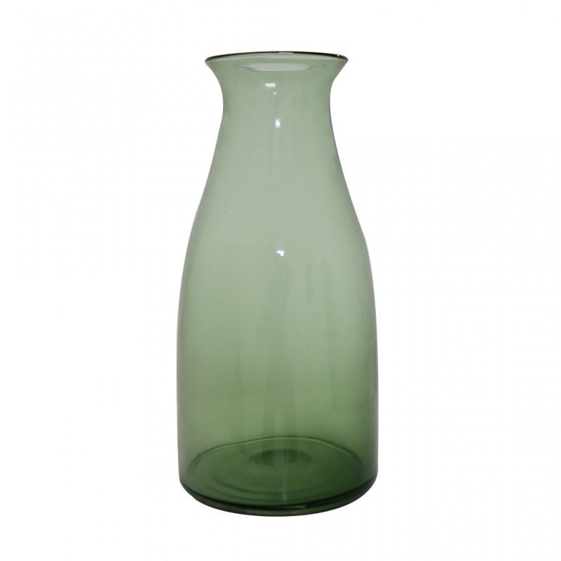 Vase Glass Height 40 cm