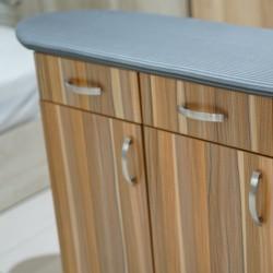 Venezia Ironing Table 3 Doors Oak MDF