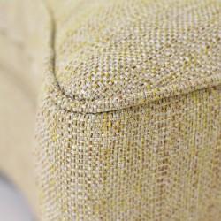 Monaco Ottoman in Fabrics