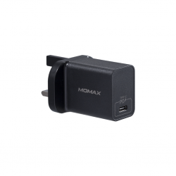 Momax ONEPlug 1-Port Type-C PD Charger Black